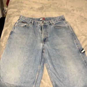 Vintage Tommy Hilfliger cargo jean